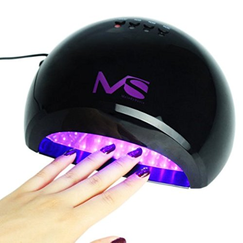 This MelodySusie 12W LED Nail Lamp Is A Standout On Our List Of The Best  LED Lamp For Nails. In Case You Didnu0027t Know, MelodySusie Make A Fabulously  ...